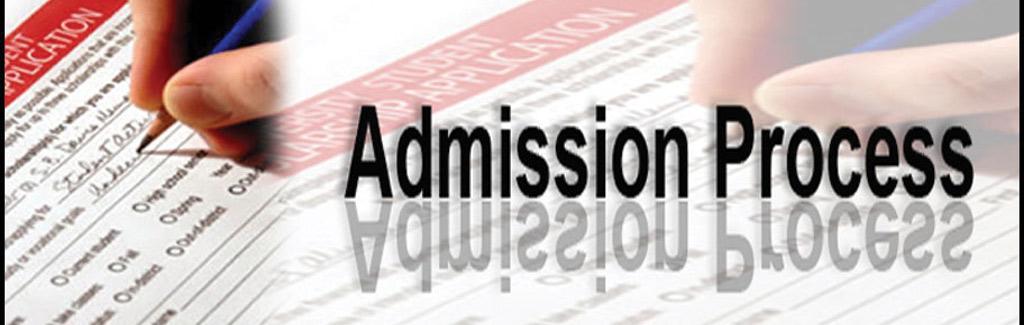 Admissionprocess